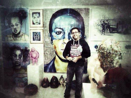 Studio d'Arte Michele Bono: Michele Bono