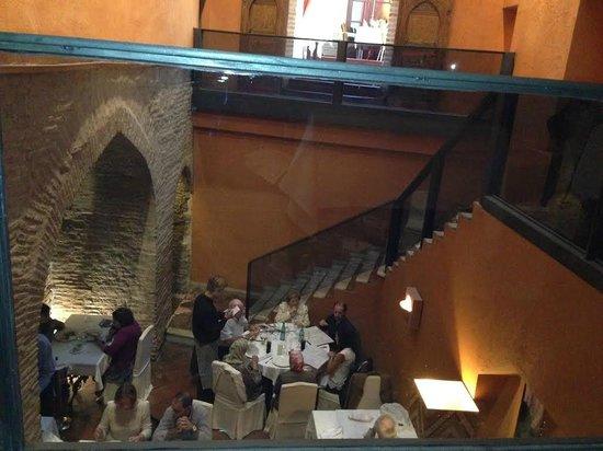 San Marco : planta baja del restaurante