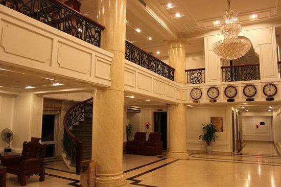 Ninh Binh Legend Hotel: Lobby