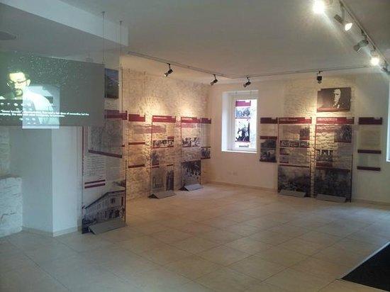 Centro Documentale Frontiera Nord Linea Cadorna