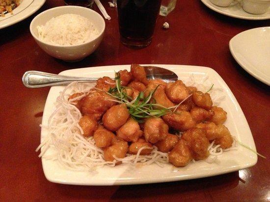 P.F. Chang's : Crispy Honey Chicken
