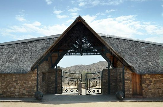GocheGanas: reserve entrance