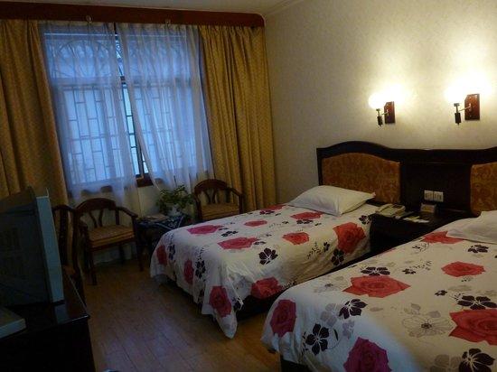 Landscape Hotel : Двухместный номер