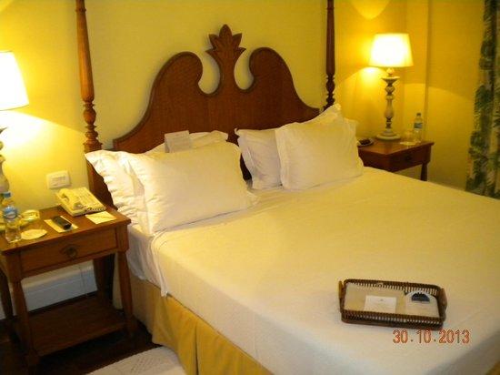 Belmond Hotel das Cataratas: Camera da letto matrimoniale