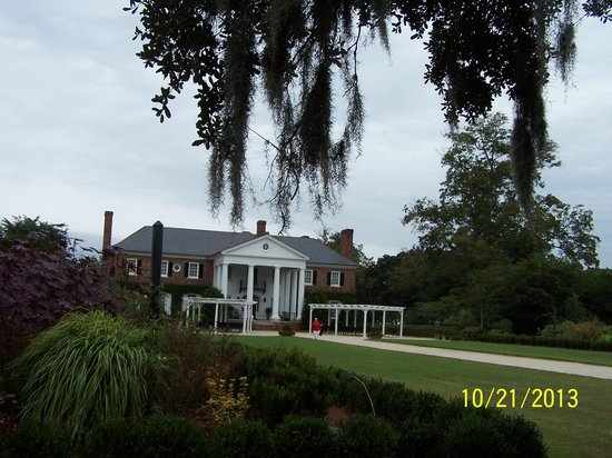 Boone Hall Plantation: Plantation home