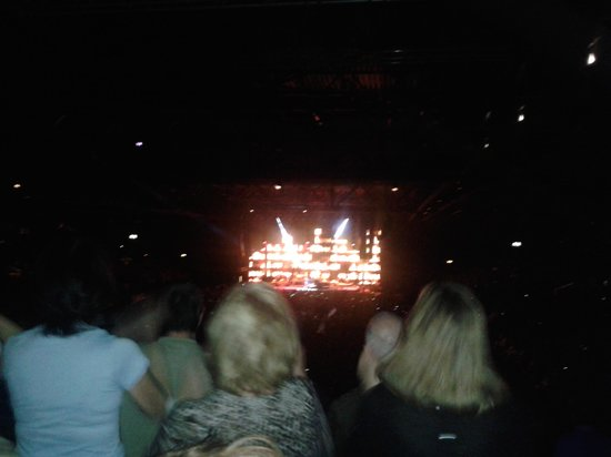 Genting Arena: Billy Joel on stage