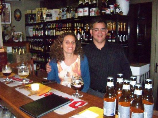 Beer Selection: Encontro romântico