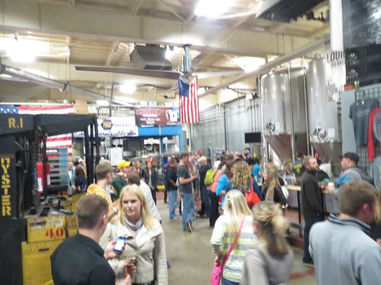 Milwaukee Brewing Co.: Brewery