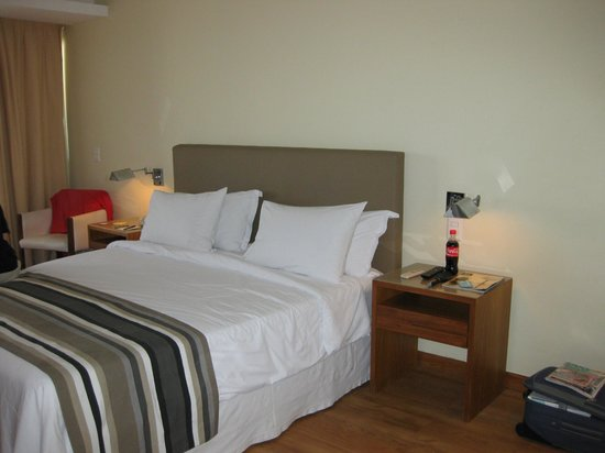 Porto Bay Rio Internacional Hotel : camera standard
