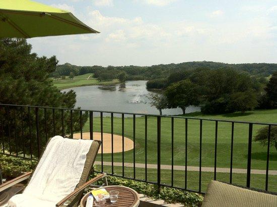Grand Geneva Resort & Spa: Pool and Lake