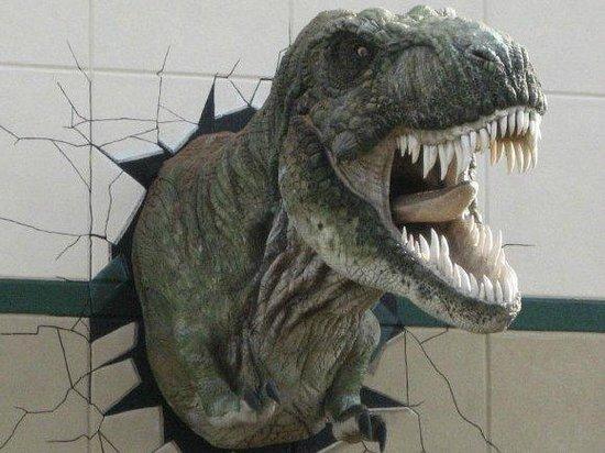 Glendive Dinosaur & Fossil Museum, Montana