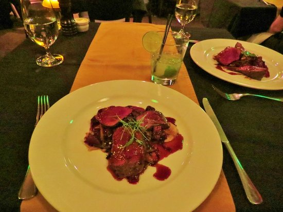The Bunker: Amazing venison