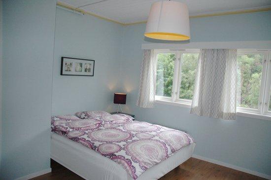 Fossheim Bed & Breakfast: Fossheim B&B double room.