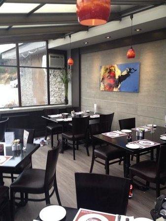 Restaurant Bar Les Trois Barils: nouveau decor