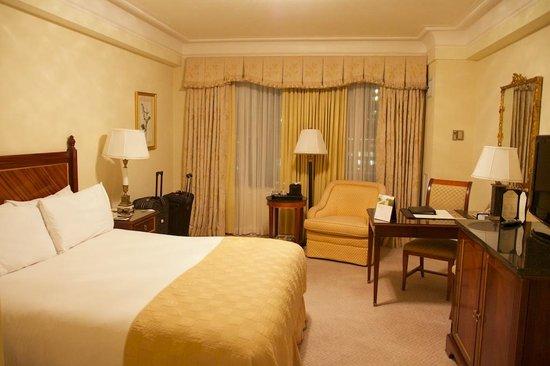 Taj Boston: Spacious room