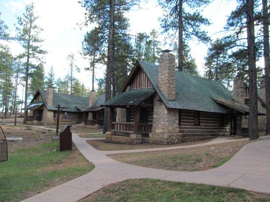Bryce Canyon Lodge: Bryce Canyon Cabin