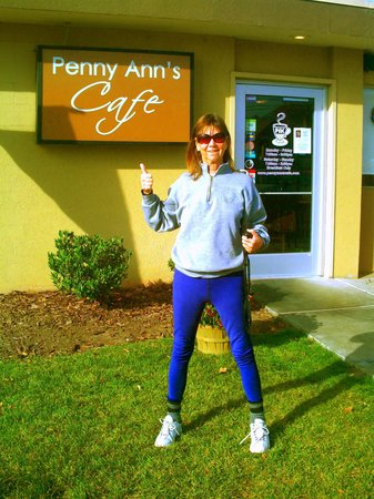Penny Ann's Cafe: a good time was had by all
