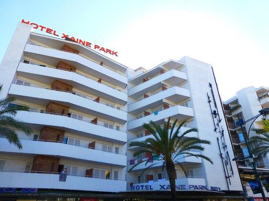 Xaine Park Hotel: сам отель