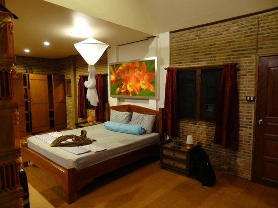 Good Time Resort Koh Mak: Schlafzimmer