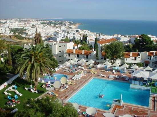 Apartment flat picture of albufeira jardim for Albufeira jardin