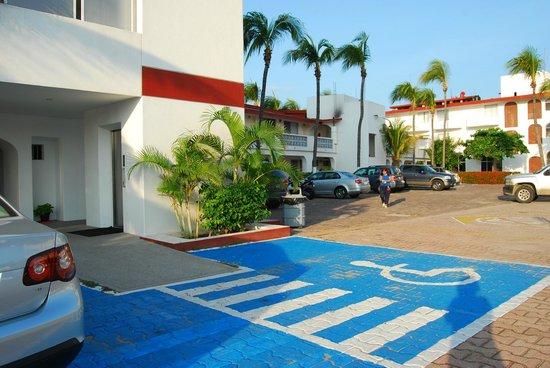 Hotel Marbella: bien para personas con dificultad de movilidad