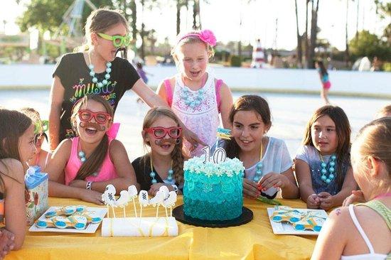 Fiesta Village: Themed Birthday Parties