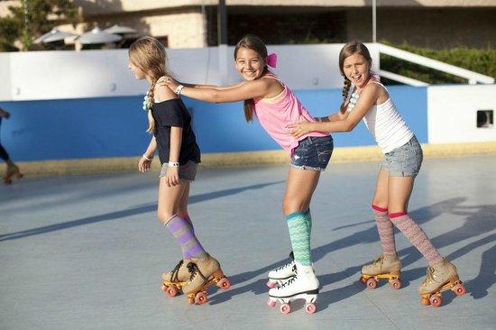 Fiesta Village: Roller Skating