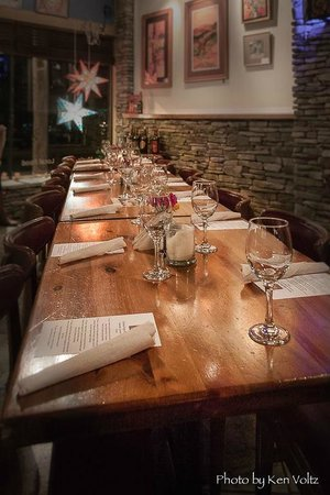 The Phoenix and the Fox : Wine Dinners ~ once a month!