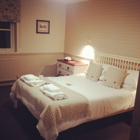 The George Inn: Room we stayed in. Clean warm and homely. Spacious and practical