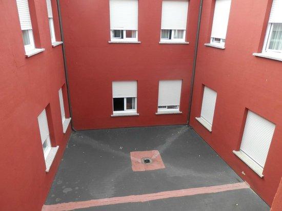Hotel Rey Don Sancho: Vistas desde la habitacion