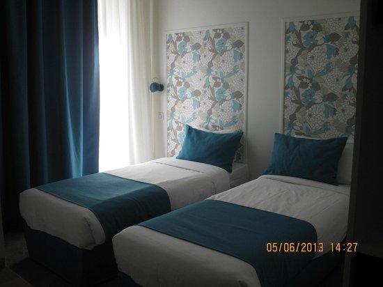 Hotel Villa Bohème: Stanza doppia,letti separati