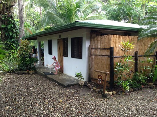 Hotel Tropico Latino: Our bungalow.