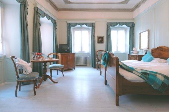 Zum Schwarzen Löwen: THE GOETHE ROOM - HE REALLY STAYED HERE!