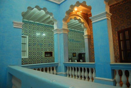 Museo de Historia de Tabasco (Casa de los Azulejos): repetiria