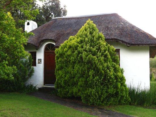 Knysna Hollow Country Estate: thatch