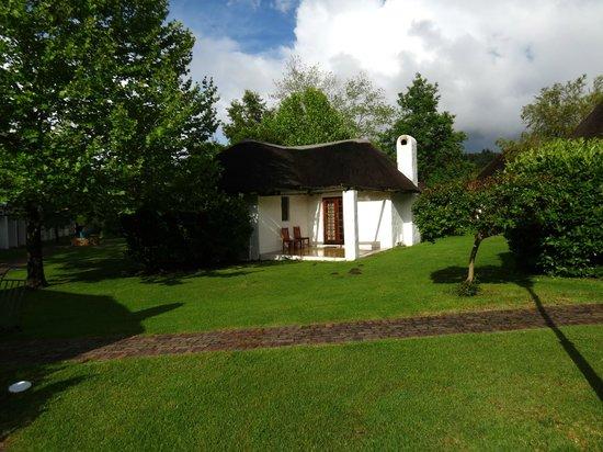 Knysna Hollow Country Estate: bungalow
