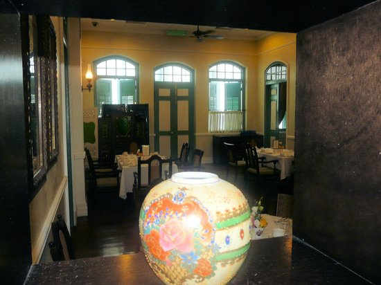 The Majestic Malacca: Breakfast, Lunch and Dinner