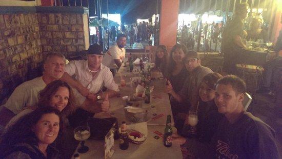 The Sweet Spot: Enjoying the best restaurant in San Felipe!