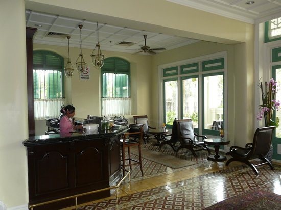 The Majestic Malacca: Lobby and launge