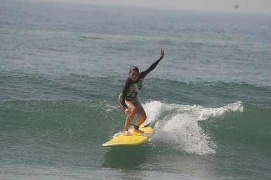 Ride the Wind: Surf Lesson