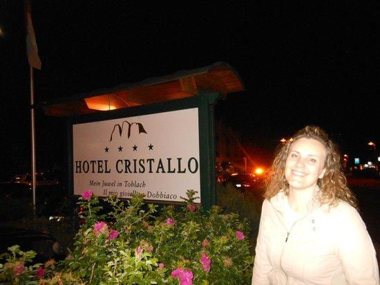 Cristallo Hotel: Hotel