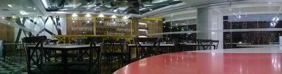 Kamaronia Food Bar: ΣΑΛΟΝΙ.