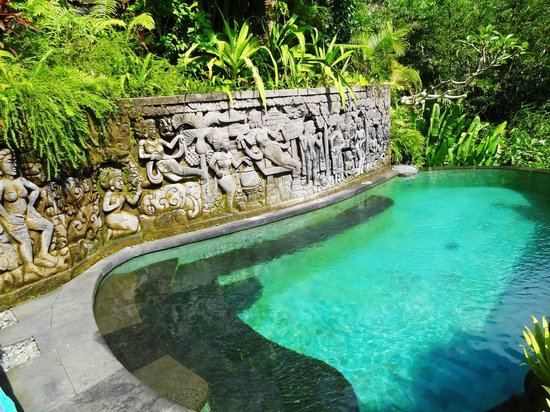 Bidadari Private Villas & Retreat: Pool at Villa Kenyeri