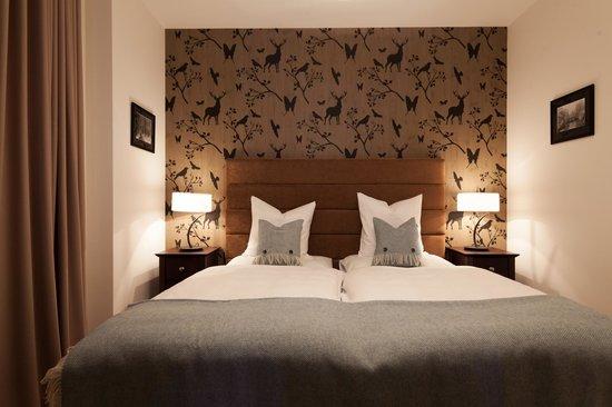 Hotel Restaurant Bellevue: Zimmer