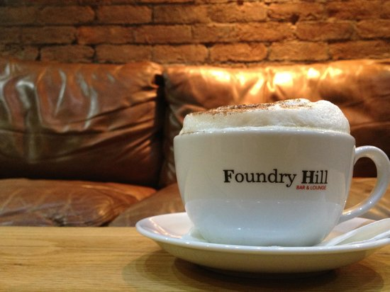 Foundry Hill Bar and Lounge: Coffee