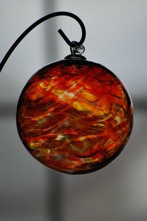Boise Art Glass: Christmas Ornament