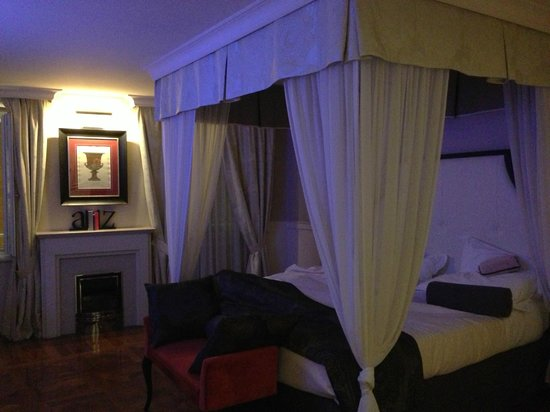 Victoria Hotel Letterario: junior suite