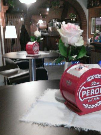 Pizzeria Bar Principe: Warten auf einen Tisch