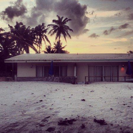 Silver Sands Beach Resort : Beach rooms