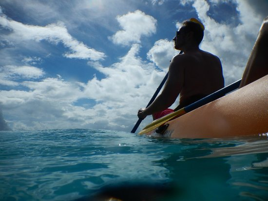 Shannas Cove Resort: Kayaking